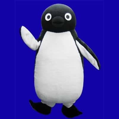 Suica ペンギン